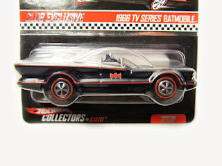 Hot Wheels RLC   TV Series Batmobile