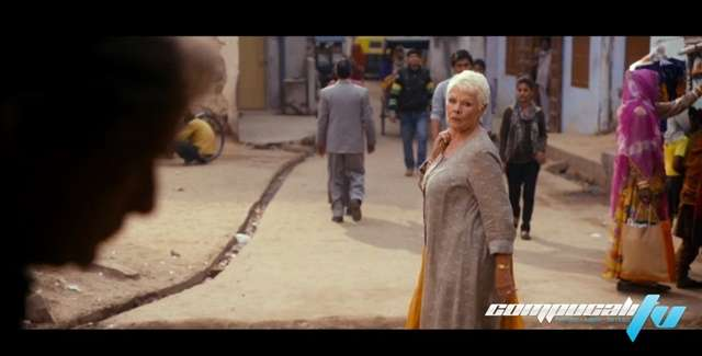 The Second Best Exotic Marigold Hotel 1080p Latino