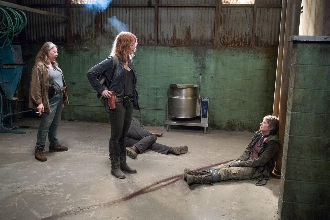 The Walking Dead - Season 6 Episode 13: The Same Boat