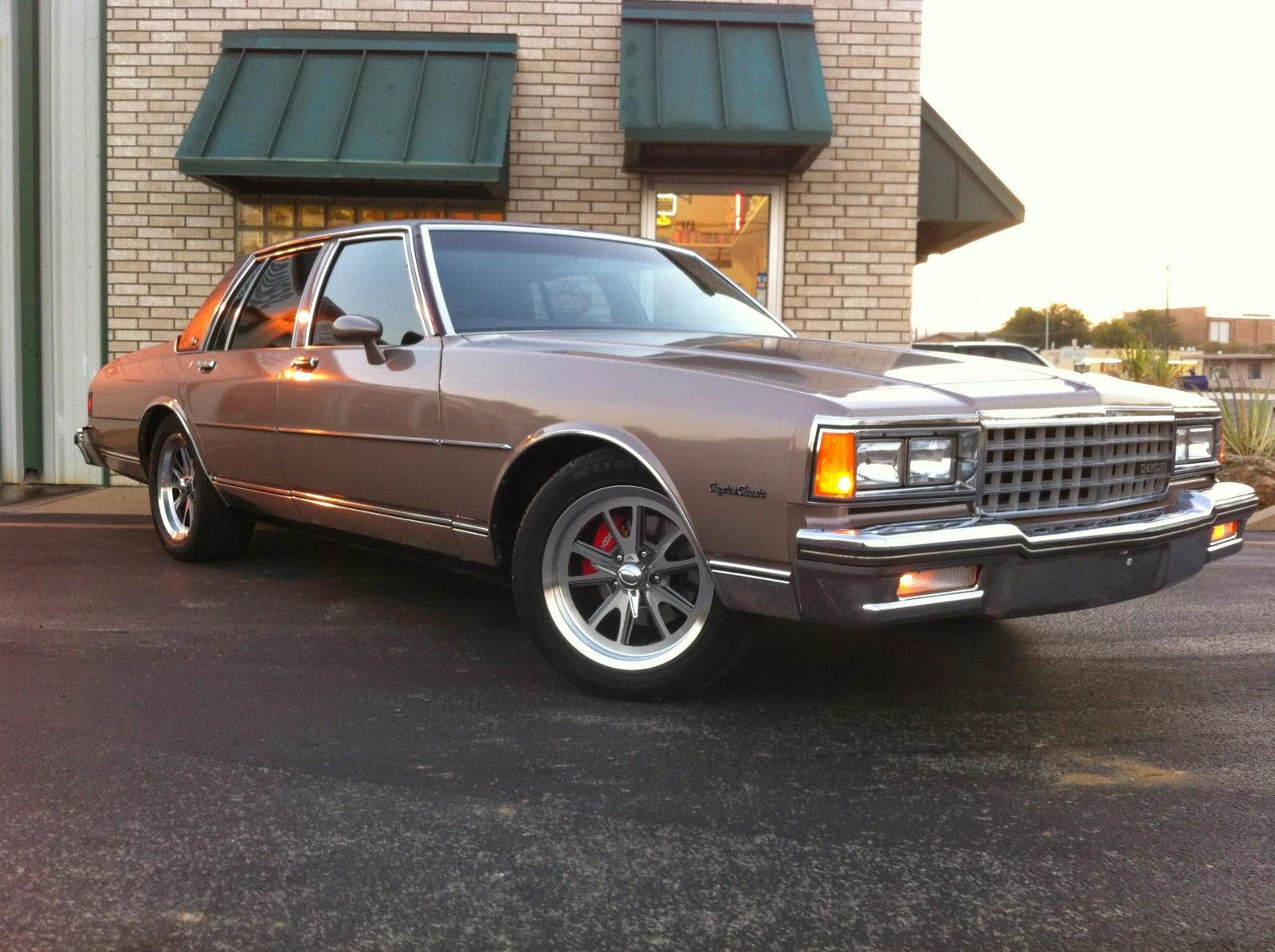 Daily Turismo: 10k: Hot Rod: 1984 Chevrolet Caprice