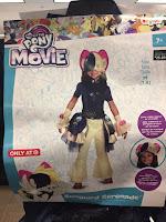 My Little Pony the Movie Songbird Serenade Halloween Costume
