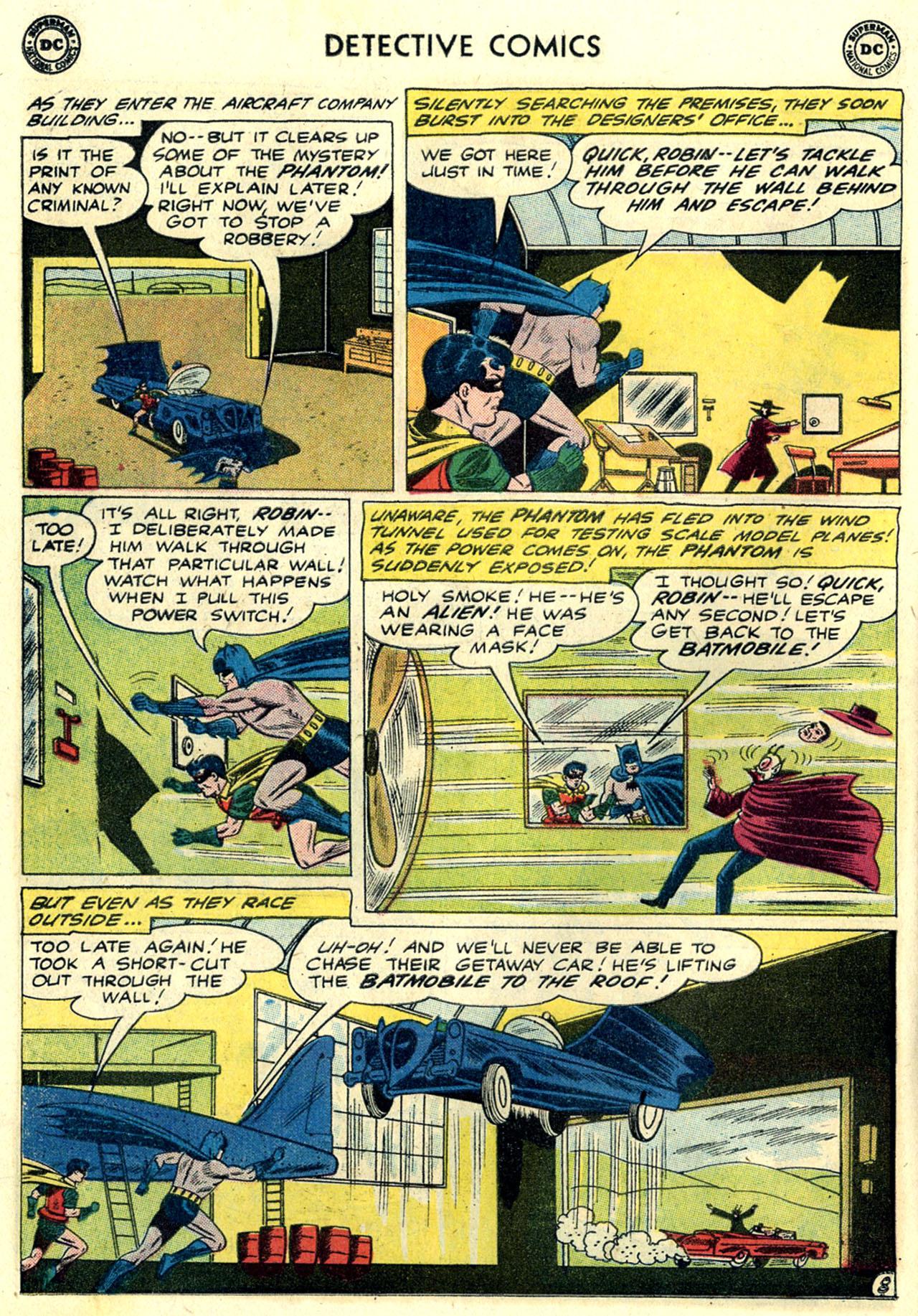 Detective Comics (1937) 283 Page 9