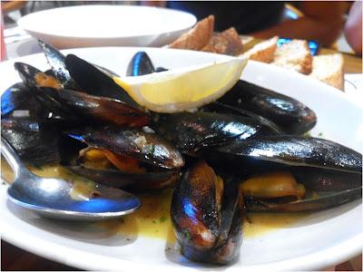 Mussels Sardinia