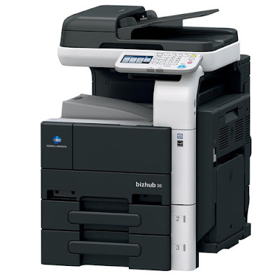 Scanner tin produce to a greater extent than than simply printing amongst its multiple functionalities of printing Konica Minolta Bizhub 195 Driver Downloads