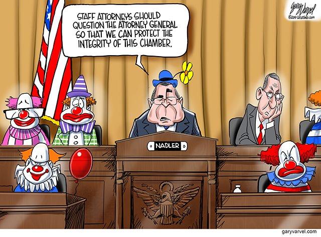 Image result for democrat circus cartoon