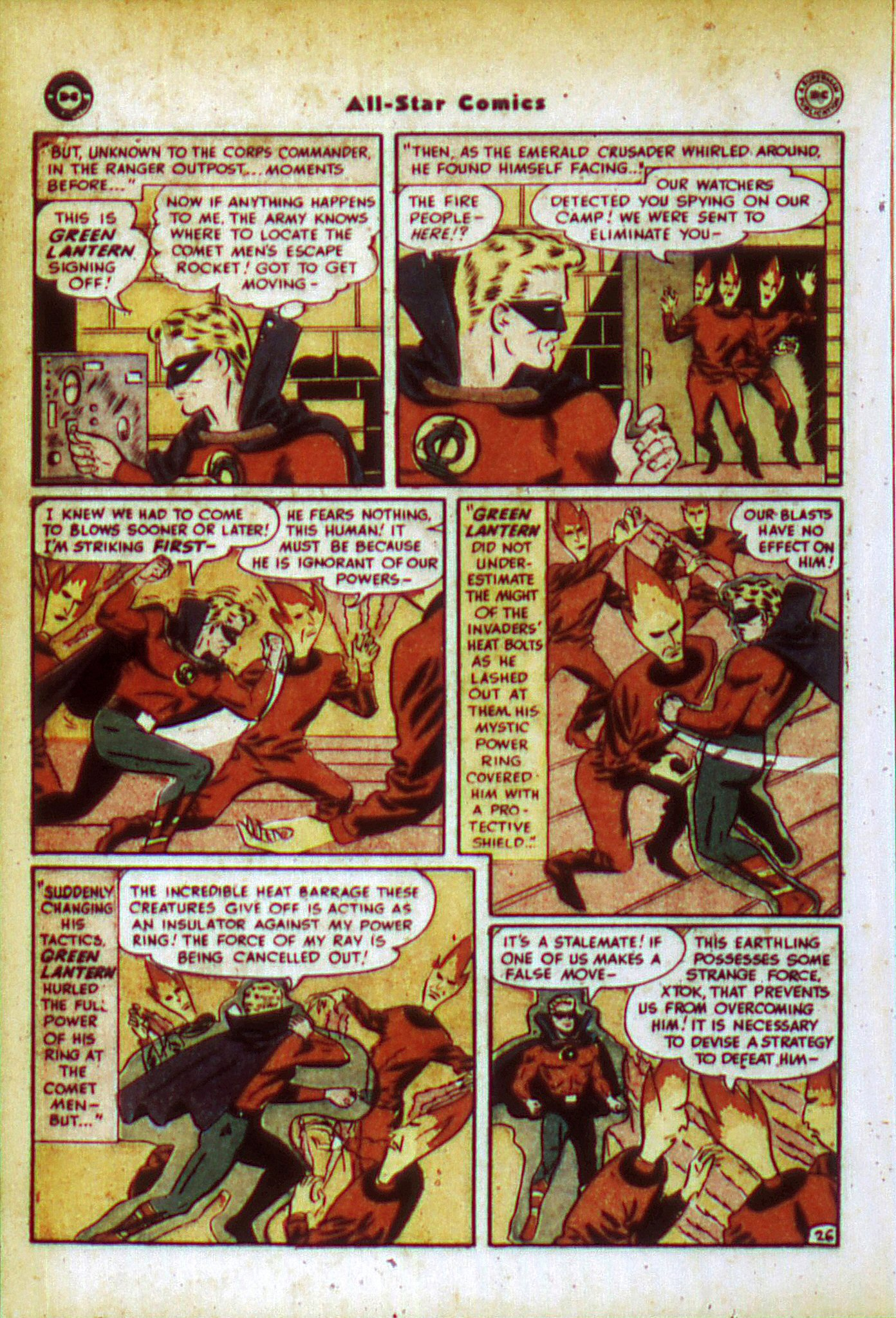 Read online All-Star Comics comic -  Issue #49 - 32
