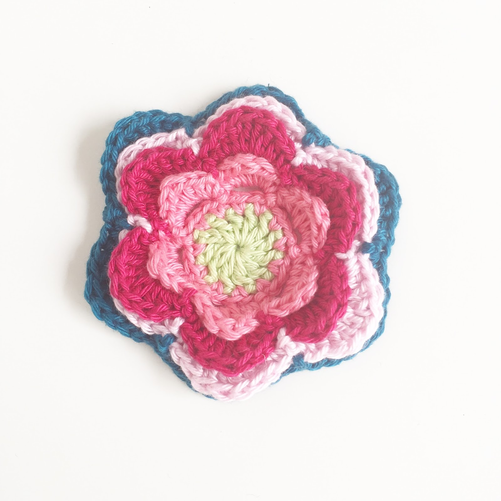Flower Crochet Ebook