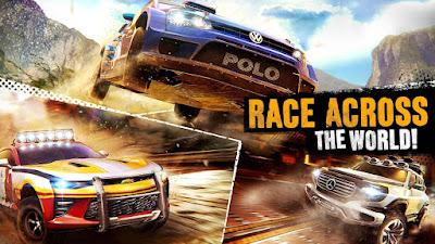 Asphalt Xtreme: Rally Racing Apk + OBB Free Download