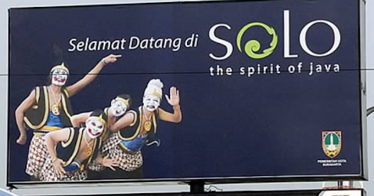Tourist Destinations in The Solo City, Central Java Province