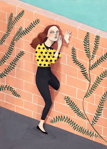 """The Wall"" - Helena Perez Garcia 