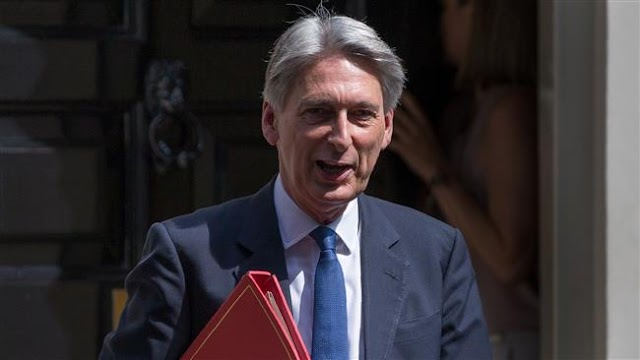 Brexit transition could last until 2022: UK finance minister Philip Hammond