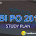 SBI PO Study Plan for 2018 Prelims Exam