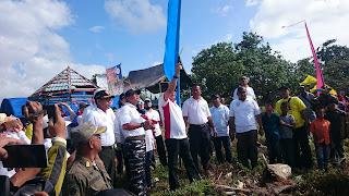 Bupati Kotabaru Buka Lomba Katir Race 2017