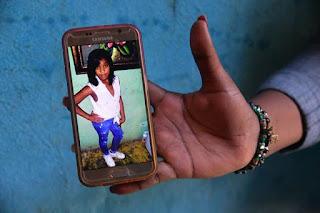 Nina de 11 años de edad pierde la vida al ser empujada al pavimento por su compañera de clases