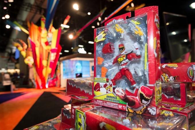 Hasbro compra a los 'Power Rangers' por US$522 millones