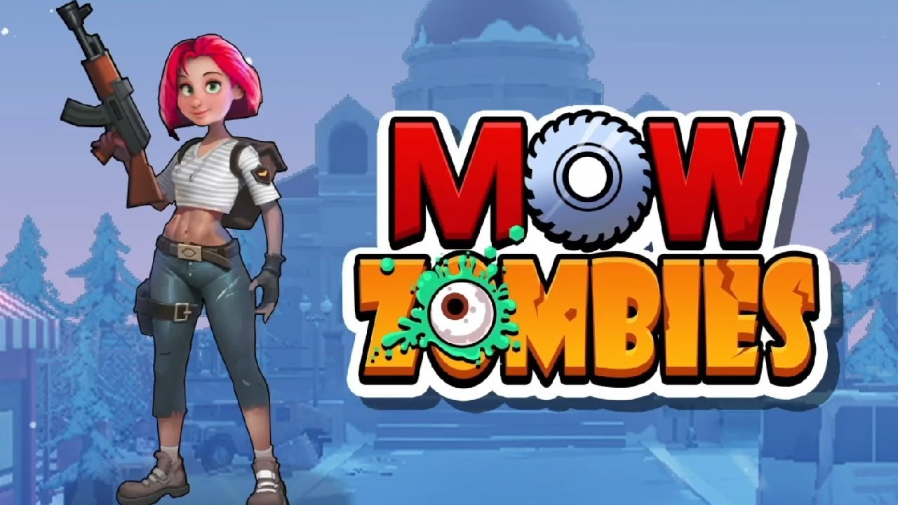 Mow zombies Apk+Data Free on Android Game Download