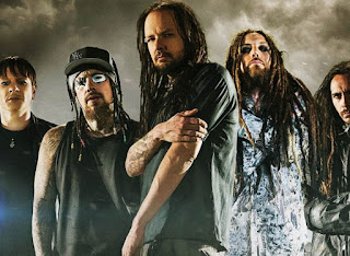 Photo des membres de KoRn