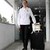 Carlos Padilla entrega a Campuzano su kit para Río