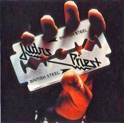 Judas Priest British Steel 1980
