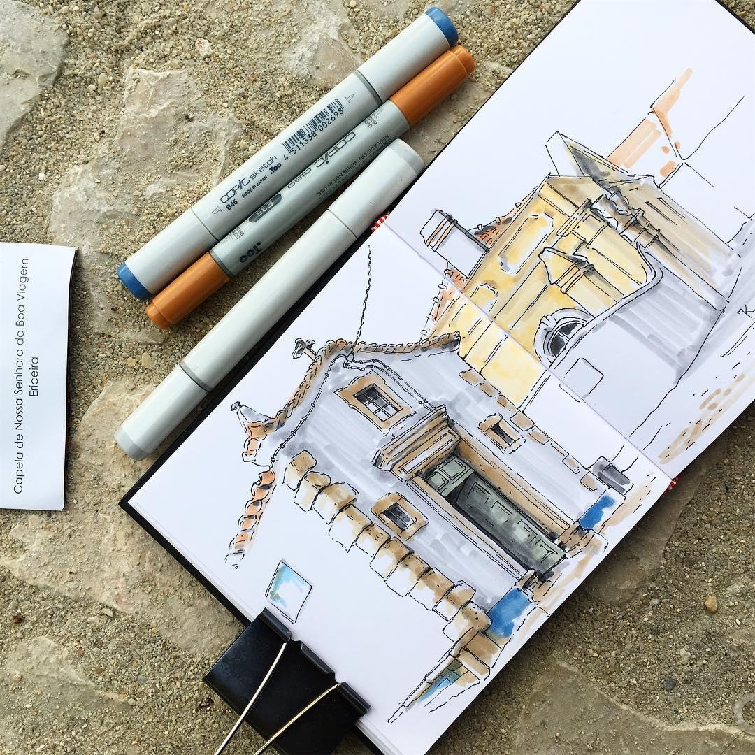 10-Catherine-Ivannikova-Екатерина-Иванникова-Architectural-Drawings-and-Sketches-www-designstack-co
