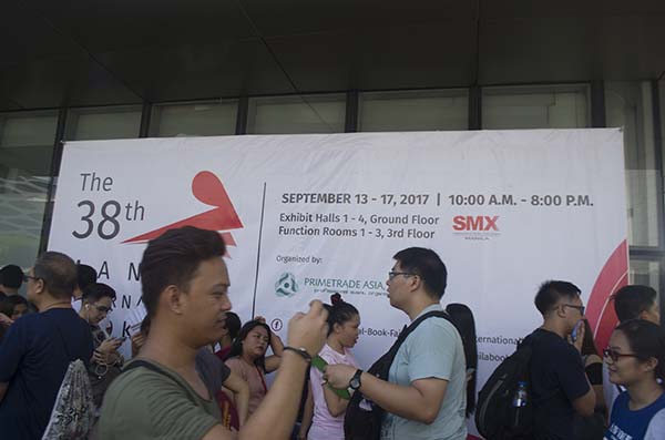 38th MIBF at SMX