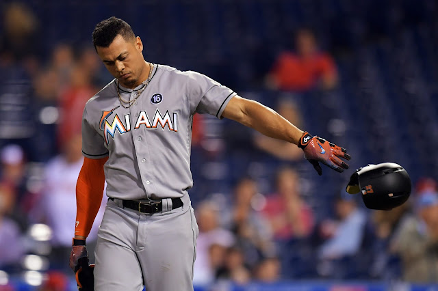 Cardinals, Giants, Phillies, Red Sox Berpadu Dengan Giancarlo Stanton