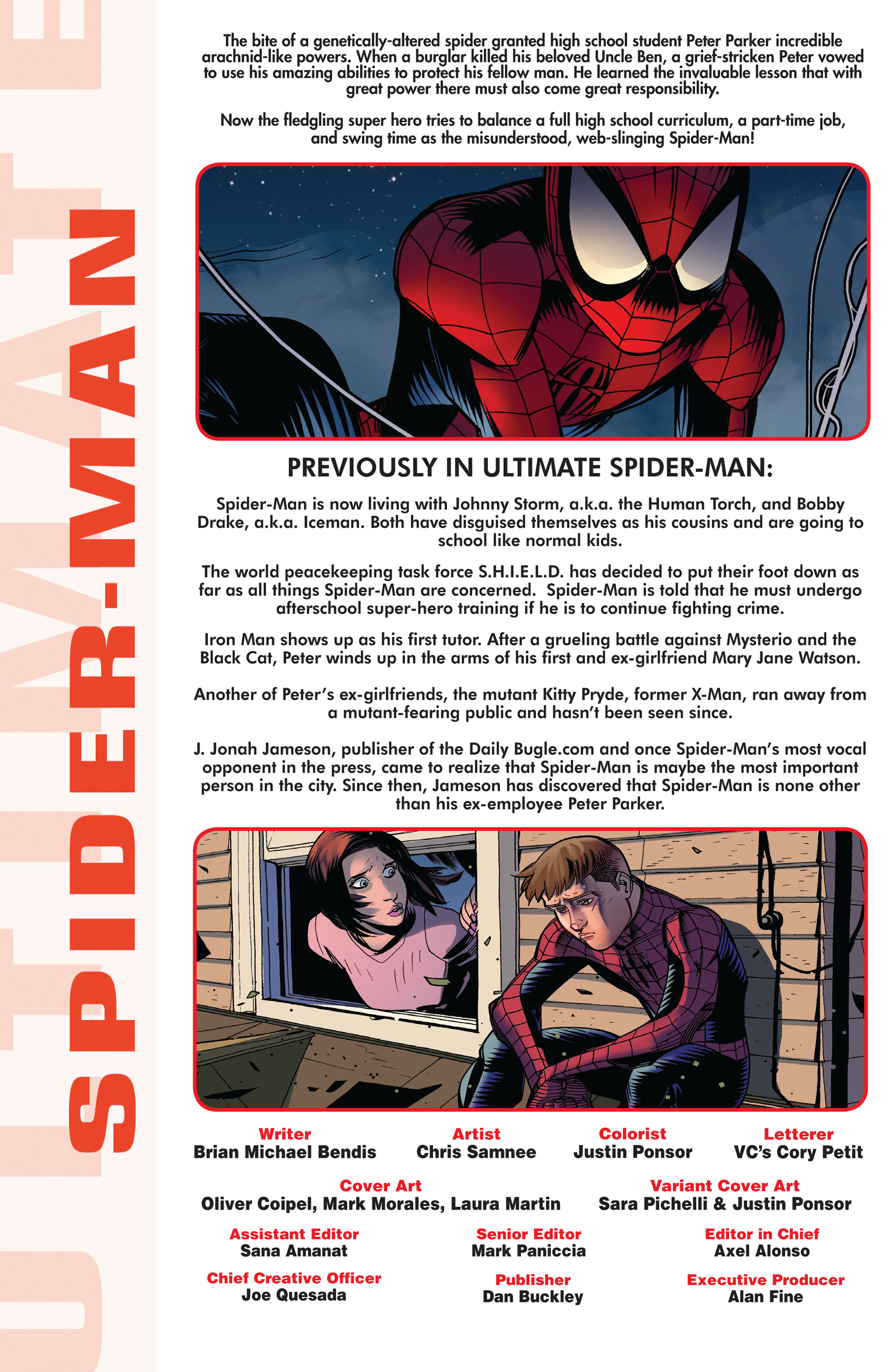 Read online Ultimate Spider-Man (2009) comic -  Issue #155 - 2