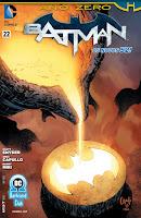 Os Novos 52! Batman #22