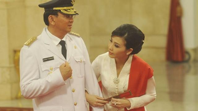 Pengacara Benarkan Ahok Gugat Cerai Veronica Tan