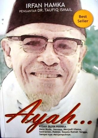 Cover Buku AYah