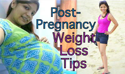 Post pregnancy weight loss diet plan
