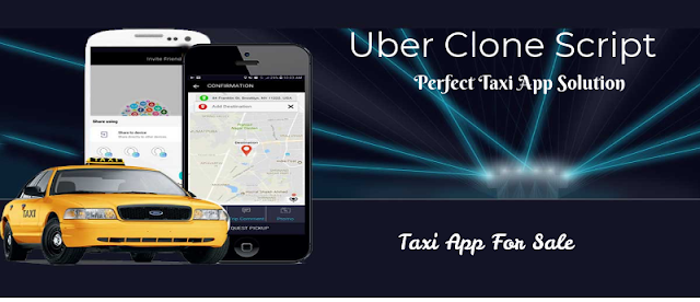 Top 5 Mobile App Development Companies In India - Uber Clone