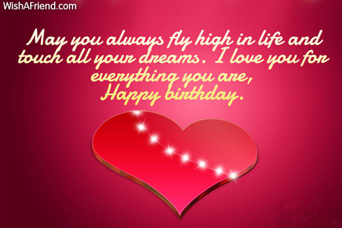 Cute images of romantic birthday wishes for husband from wife sweet romantic birthday messages for my boyfriend m4hsunfo