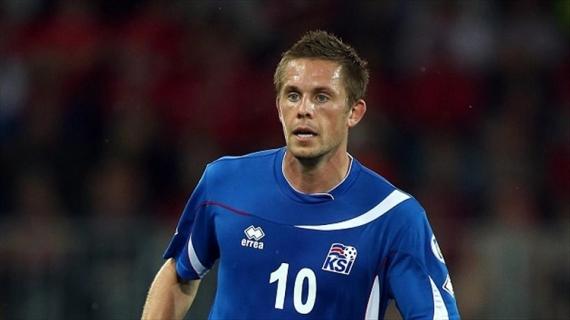 Iceland playmaker - Gylfi Sigurdsson