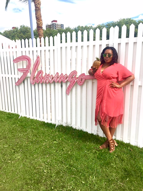 Wrap It Up – Heatwave Hero #OOTD #FestivalOOTD ft .@gof_girlsonfilm by .@Little_Mistress #CURVES 👯 💅🏾💁🏽📽