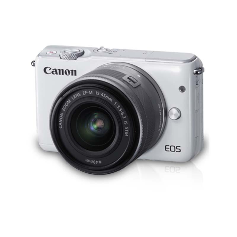 Kredit Canon EOS M10 - Promo Canon EOS M10 ini dapat di kredit dengan cara Cicilan Canon EOS M10 Tanpa Kartu Kredit baik itu Kredit Canon EOS M10 dengan DP atau Kredit Canon EOS M10 Tanpa DP* (Khusus Pelanggan Terpilih).