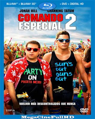 Comando Especial 2 Full 1080P Latino