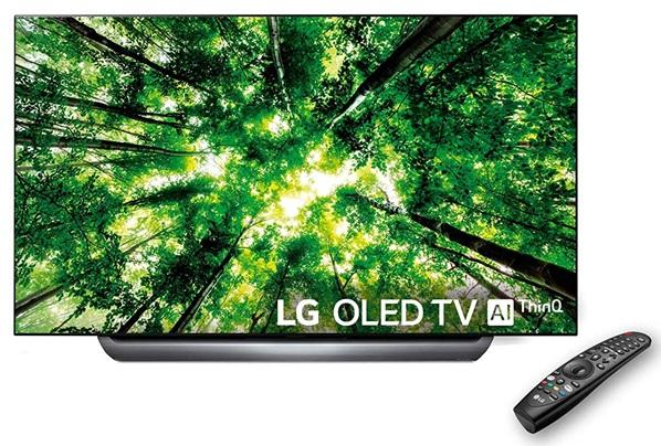 LG OLED65C8PLA: panel OLED 4K de 65'' con tecnología de control por voz ThinQ