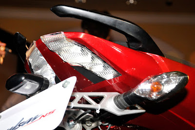 Bajaj Pulsar 200NS Taillight