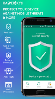 Kaspersky Antivirus software