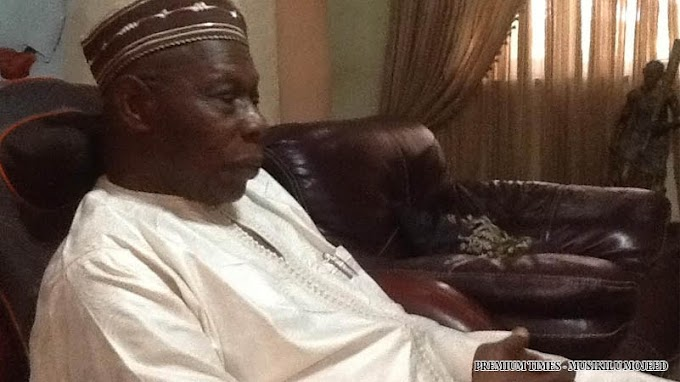 Read What Obasanjo Said About His New Political Party, ADC