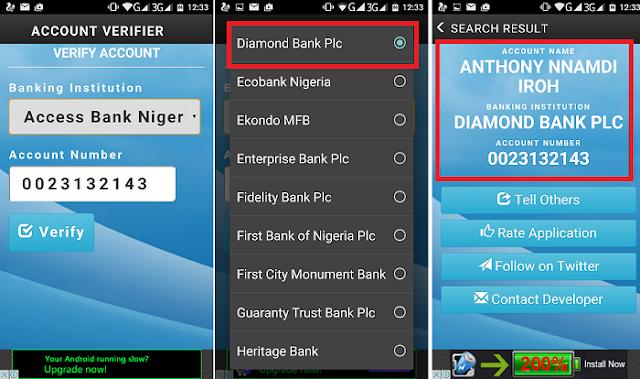 bank verify app