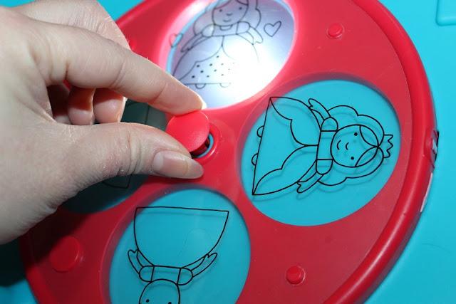 jouet d'apprentissage du dessin