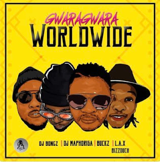 DJ Bongz - Gwara Gwara Worldwide (feat. DJ Maphorisa, DJ Buckz, L.A.X & Bizzouch)