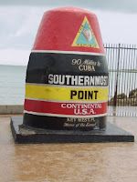 Southernmost Point USA, la famosa boya de las 90 millas a Cuba