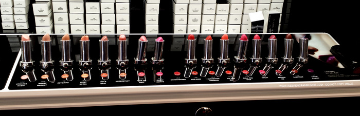 Marc Jacobs Beauty LoveMarc Lip Gel Lipsticks Indian Darker Skin Makeup Blog Photos Swatches
