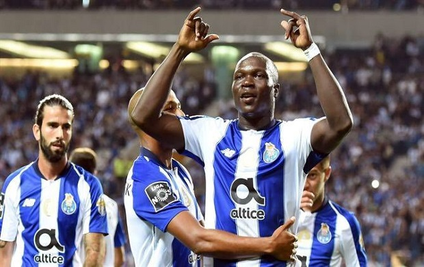 Vidéo - Portugal: Vincent Aboubakar buteur avec le FC Porto