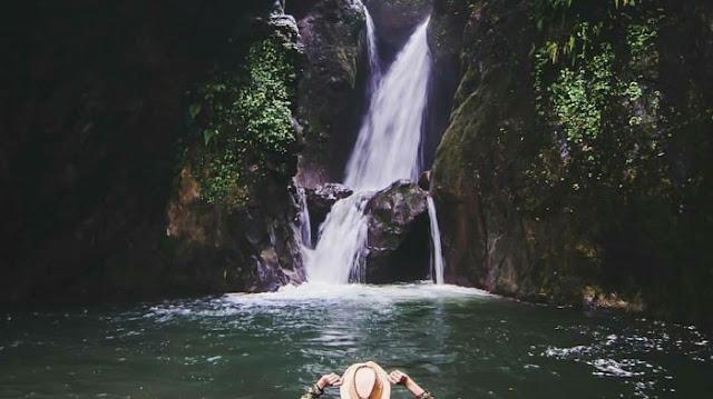Air Terjun Batu Lapis