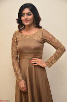 Eesha looks super cute in Beig Anarkali Dress at Maya Mall pre release function ~ Celebrities Exclusive Galleries 034.JPG