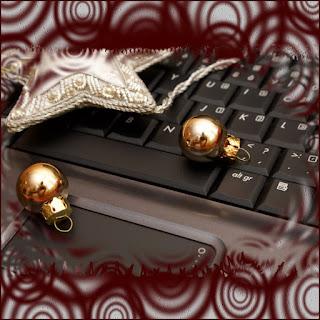 deleted scene, Christmas keyboard